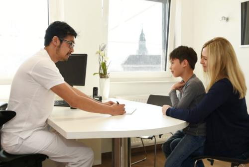 Sprechzimmer 1 Praxis Urologie Nguyen
