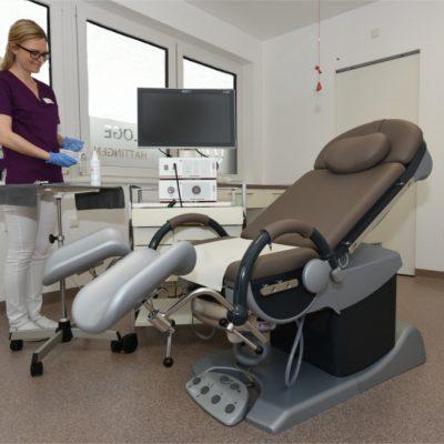 Urologischer Stuhl Praxis Urologie Nguyen