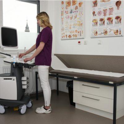 Ultraschallraum Praxis Urologie Nguyen