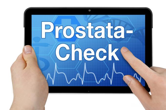 Prostata-Check urologische Praxis Nguyen