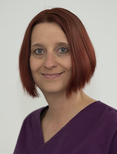 Portrait der Mitarbeiterin Claudia Mlinaric