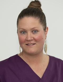 Portrait der Mitarbeiterin Sarah Steinhagen